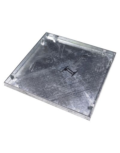 750 x 750mm Watertight Manhole Cover w/ 43.5mm Recessed Tray