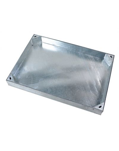 900 x 600mm Block Paving Manhole Cover w/ 100mm Recessed Tray