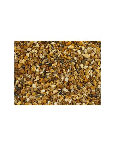 Golden Gravel 10mm Fill Material Gravel Chippings - Bulk Bag