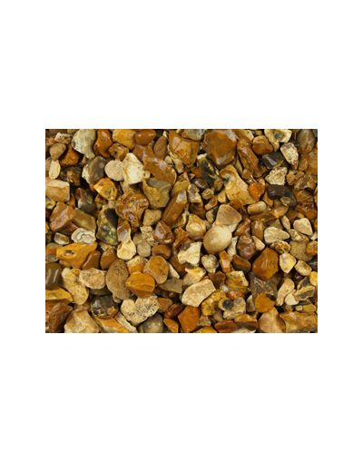 Golden Gravel 20mm Fill Material Gravel Chippings - Bulk Bag