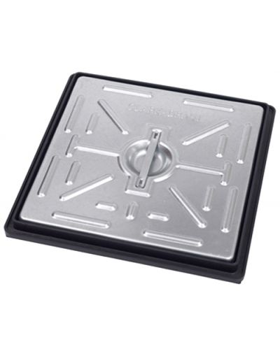 300 x 300 x 30mm Pedestrian Solid Top Drain Cover