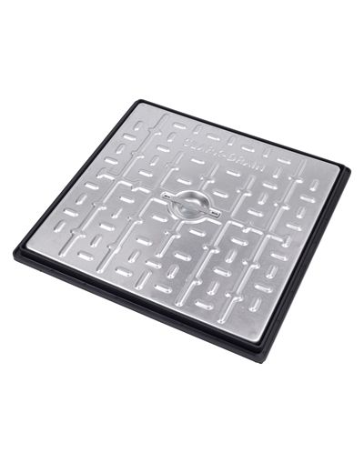 450 x 450 x 30mm Pedestrian Solid Top Drain Cover