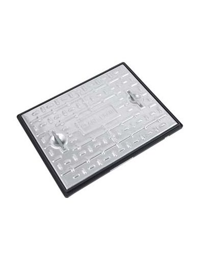 600 x 450 x 30mm Driveway Solid Top Drain Cover