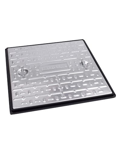 600 x 600 x 30mm Pedestrian Solid Top Drain Cover