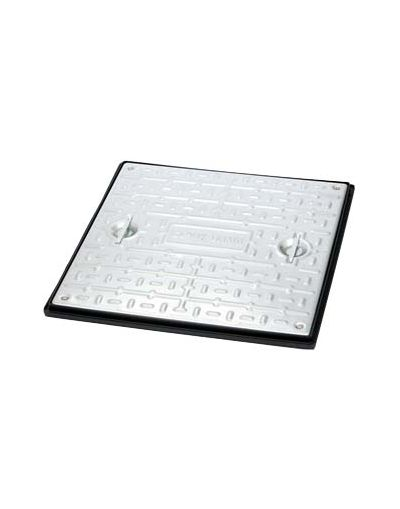 600 x 600 x 30mm Sealed Light Traffic Solid Top Drain Cover