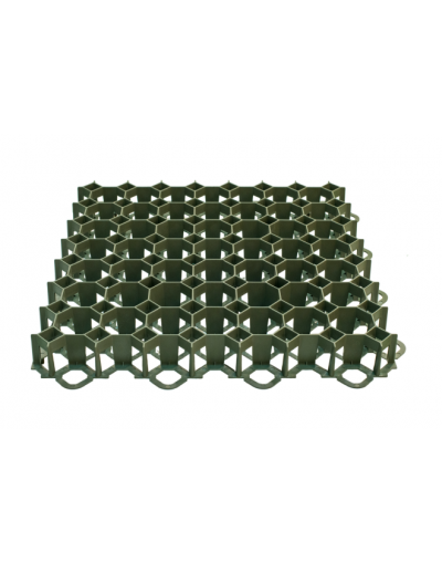Plasgrid Lightweight Grass Parking & Reinforcement Paving Grid - 1 sqm
