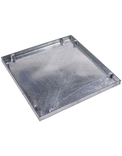 900 x 600mm Sealed Manhole Cover w/ 43.5mm Recessed Tray