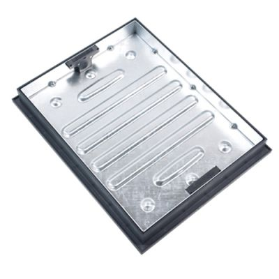 600 x 450mm Block Paving Manhole Cover w/ 65mm Recessed Tray