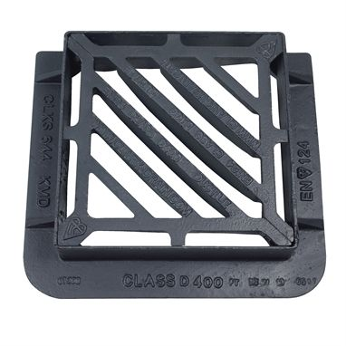 415 x 415 x 100mm Double-Triangular Ductile Iron Manhole Cover (Price on Application)