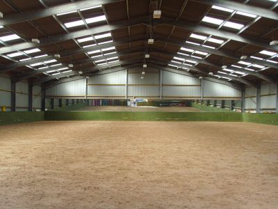 Complete 30 x 40m Basic Horse Menage Geotextile Package