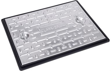 600 x 450 x 30mm Light Traffic Solid Top Drain Cover