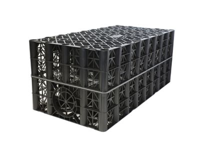 PolyPipe Polystorm R PSM1a Storm Soakaway Crate With Membrane