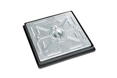 450 x 450 x 45mm Light Traffic Solid Top Drain Cover - POA