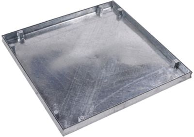 750 x 750mm Sealed Manhole Cover w/ 43.5mm Recessed Tray