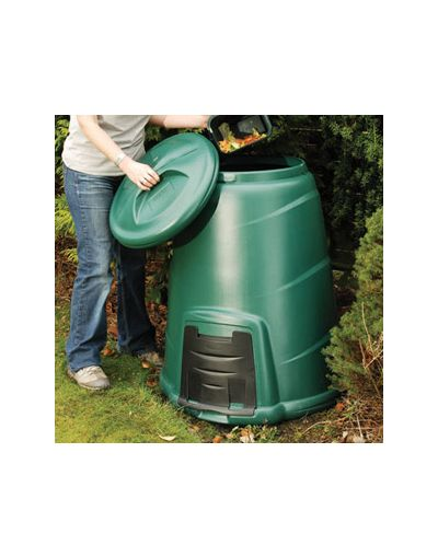 34 x 330 composter green. Blackwall / Straight. Bulk pallet deal (£13.36 each)