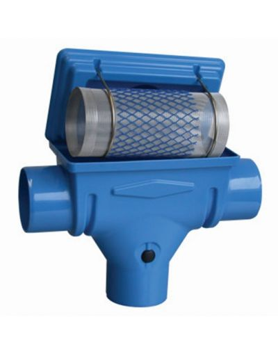 3P Technik Blue Compact Filter :: Internal Self-Cleaning Rainwater Filter