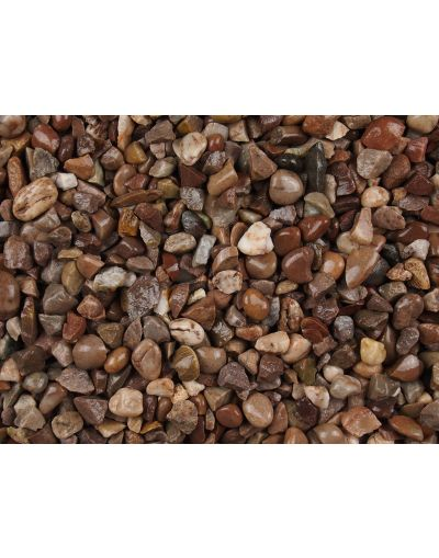 Cheshire Pink 14mm Fill Material Gravel Chippings - Bulk Bag