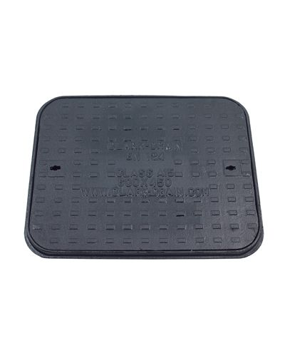600 x 450 x 32mm Cast Iron Manhole Cover