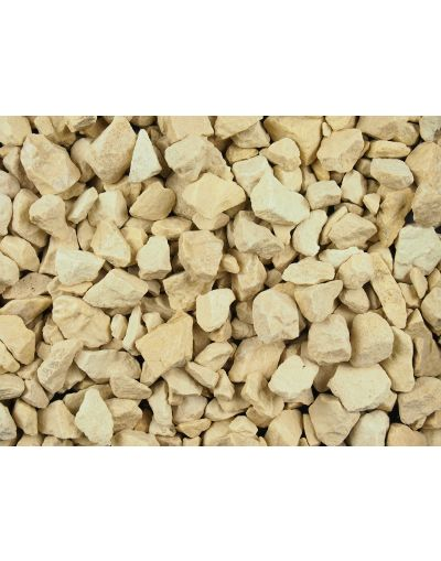 Cotswold Buff 20mm Fill Material Gravel Chippings - Bulk Bag