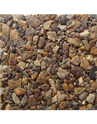Ecogrid resin bound stone 3.5 square metre kit: Harvest Crunch