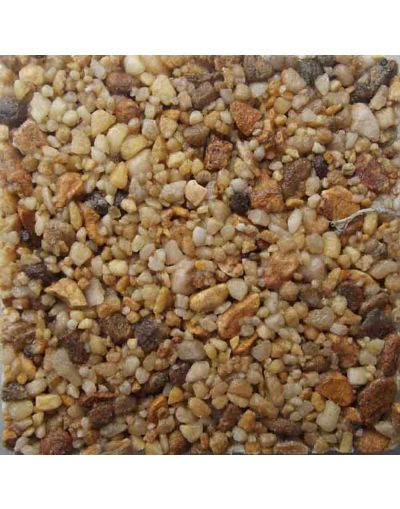 Ecogrid resin bound stone 3.5 square metre kit: Maple Harvest