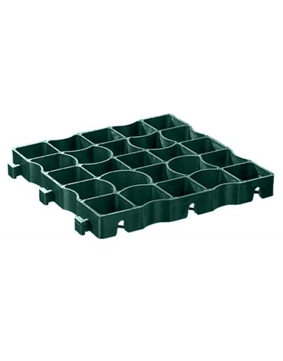 EcoGrid Ecoraster E40 Green Permeable Paving Grid - 1 Pallet (69.33sqm)