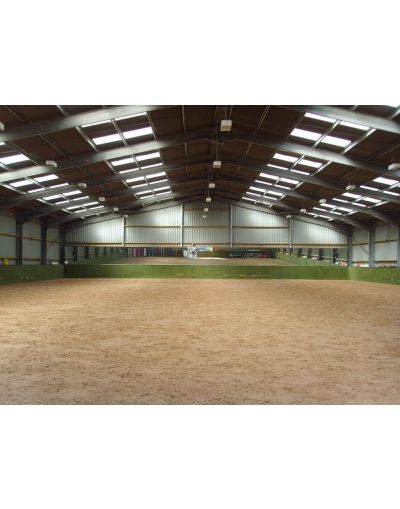 Complete 20 x 40m Basic Horse Menage Geotextile Package