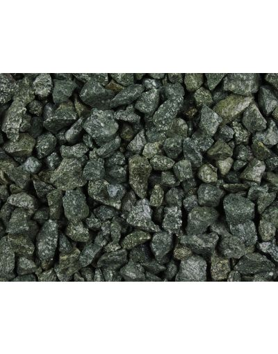 Green Granite Slate 20mm Fill Material Gravel Chippings - Bulk Bag