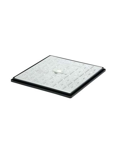 450 x 450 x 30mm Light Traffic Solid Top Drain Cover