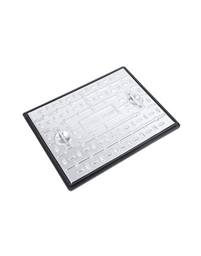 600 x 450 x 30mm Pedestrian Solid Top Drain Cover