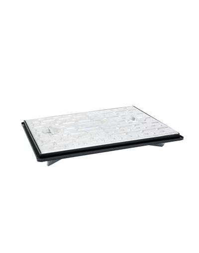 600 x 450 x 30mm Heavy Duty Solid Top Drain Cover