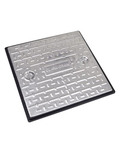 600 x 600 x 30mm Driveway Solid Top Drain Cover