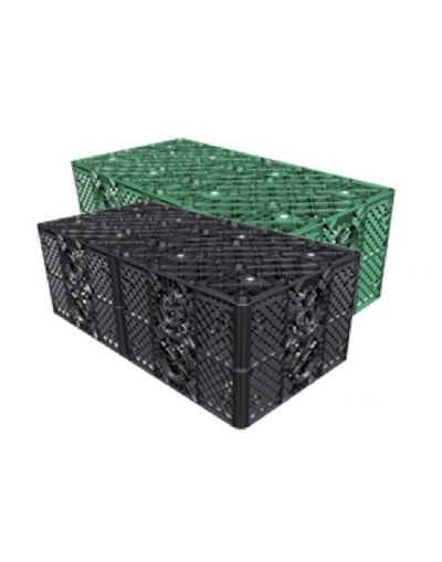 RainCatcher Rain Bloc 300 Litre Storm Crate - Alternative to Traditional Soakaway