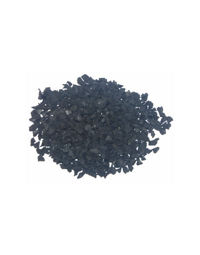 Rubber Crumb Fibre Chippings 28mm Fill Material - Bulk Bag